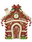 Gingerbread House Large Christmas Decor