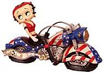 Betty Boop American Comic Chopper