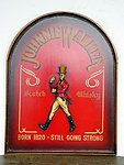 JOHNNIE WALKER Advertising Plate � Small