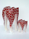 Giraffe Animal Stool