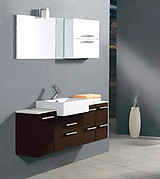 Loza Modern Bathroom Vanity Set 55