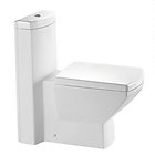 Ragusa - Dual flush Modern One Piece Toilet