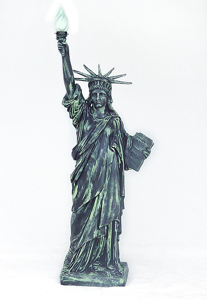 Statue Of Liberty Sculpture Replica 5.5 FT