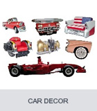 Car Sofas, Car Decor, Collectible Car Memorabilia