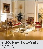 European Classic Sofa Sets