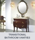 Transitional Bathroom Vanities