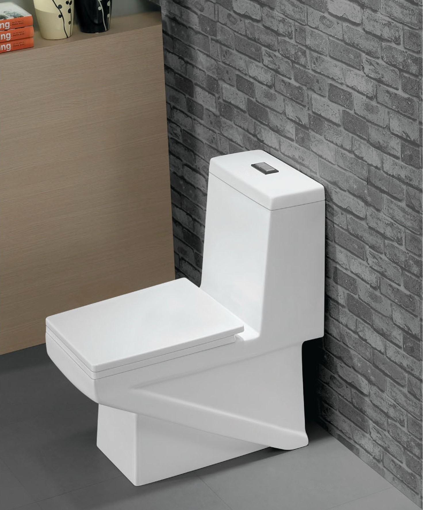 Lucido Modern Bathroom Toilet