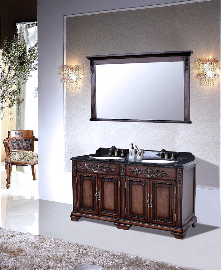 - Antique Vanity Set - Helene