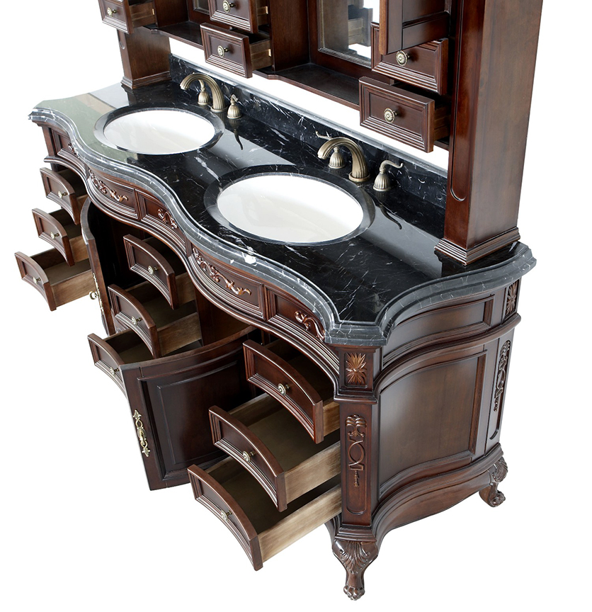 - Antique Vanity Set - Priscilla II