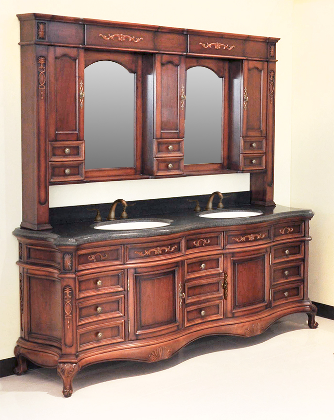 click to see larger image · Antique Vanity ... - Product Printer Friendly Page