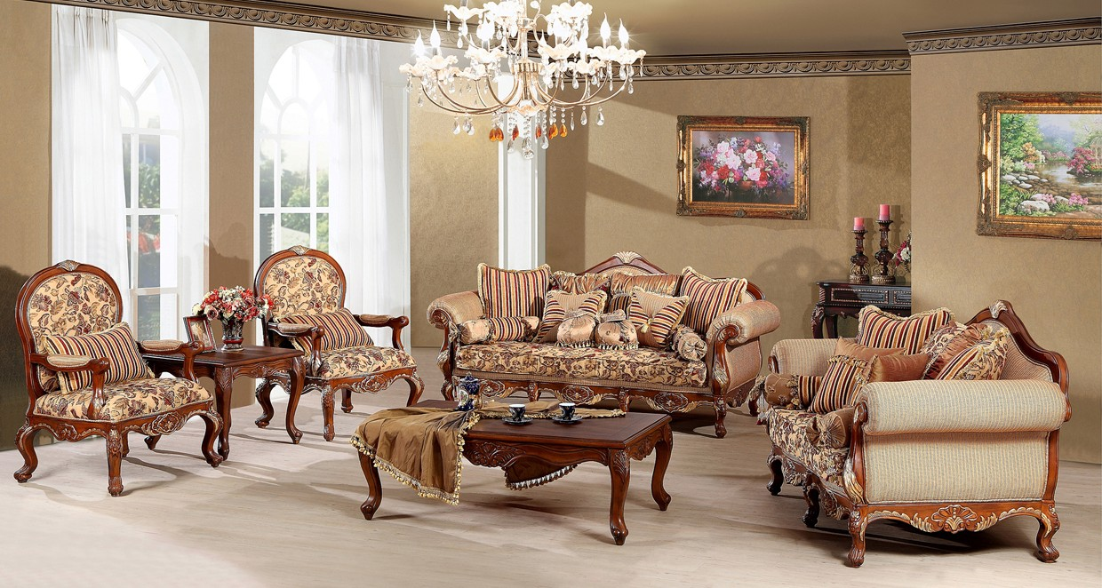 Furniture living room furniture set sofa country set for Luxury living room furniture collection