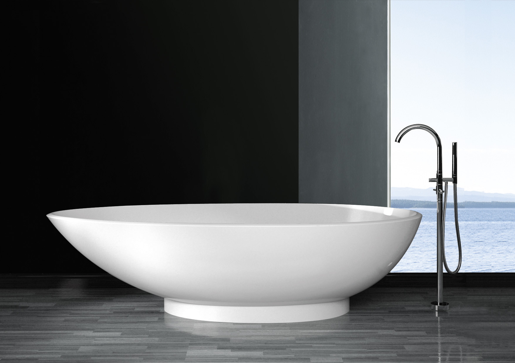 Forenza Luxury Modern Bathtub 70 5 Quot