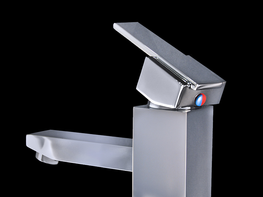 Bathroom Faucets Modern : ... bianze chrome finish modern bathroom faucet the bianze modern