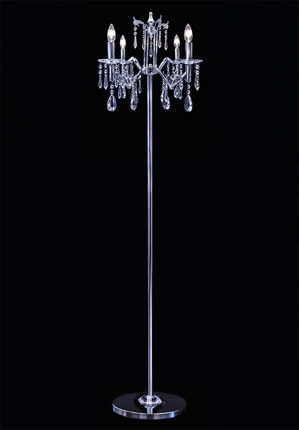 Chandelier Floor Lamp Geneva