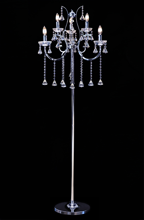 Chandelier Table Lamps Crystals Home Decor