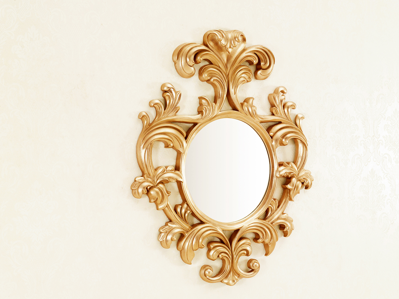 Decorative wall mirror large wall mirror geneve for Fancy mirror