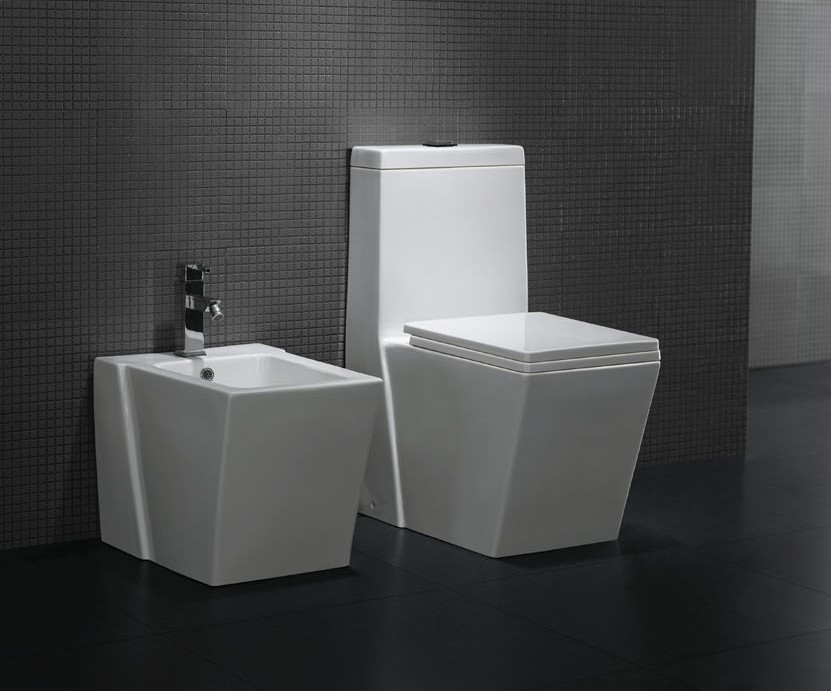 medio modern bathroom toilet. Black Bedroom Furniture Sets. Home Design Ideas