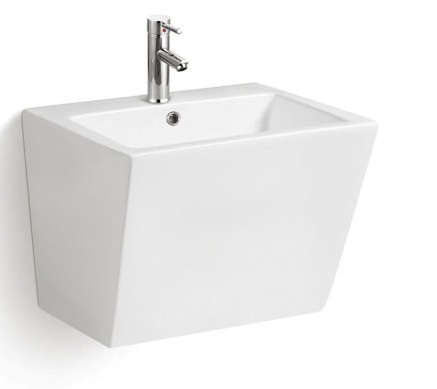 Click To See Larger Image Fredano Modern Wall Mount Sink