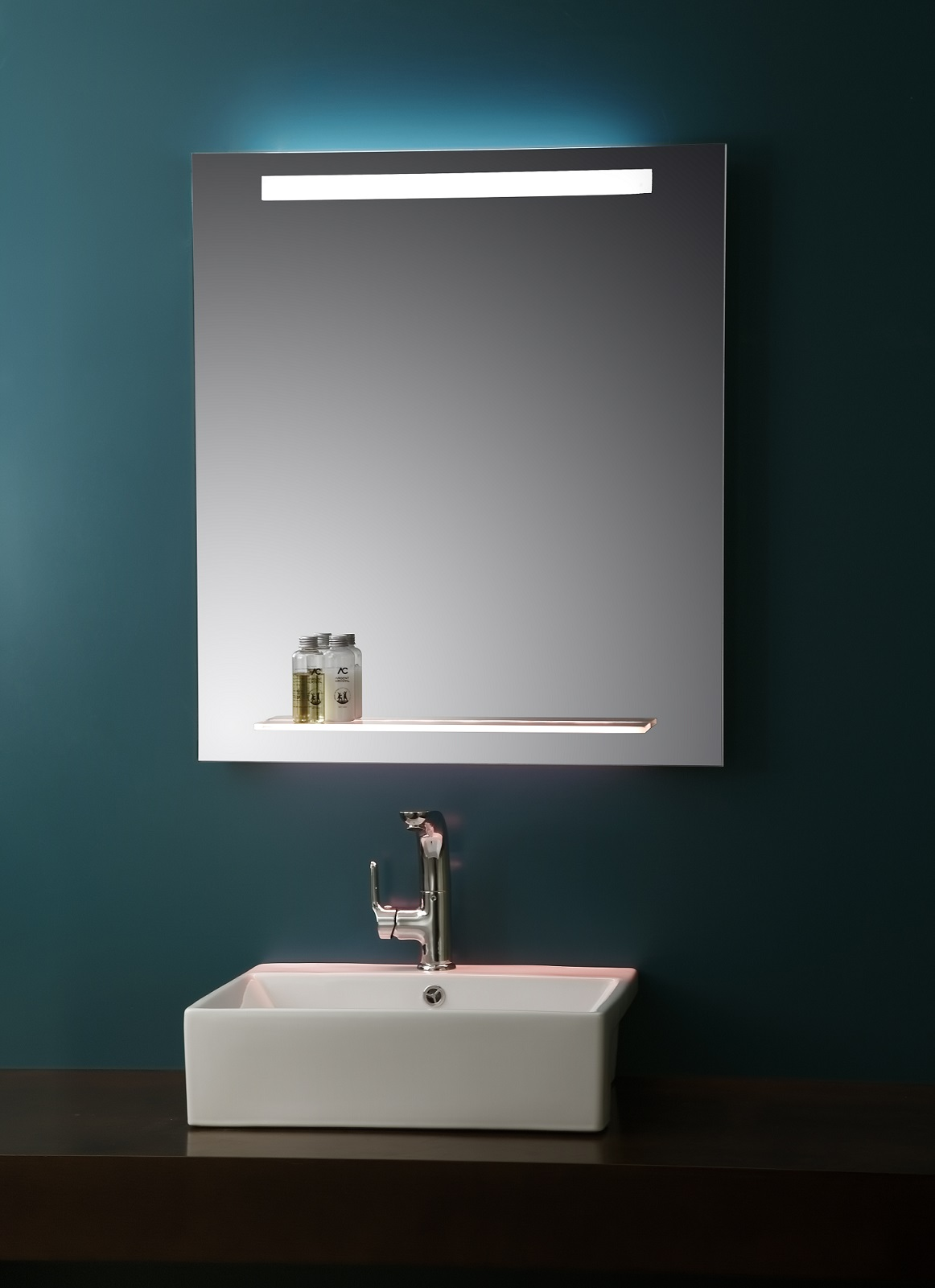 Http Www Theinteriorgallery Com Pd Lighted Vanity Mirror Led Bathroom Mirror Nissa Cfm