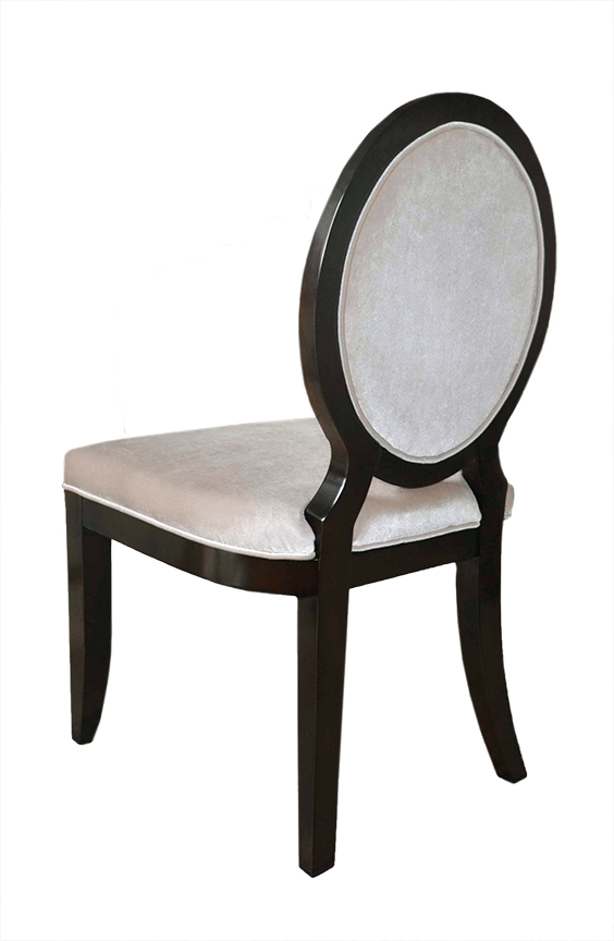 Morris Oval Back Dining Room Chairs