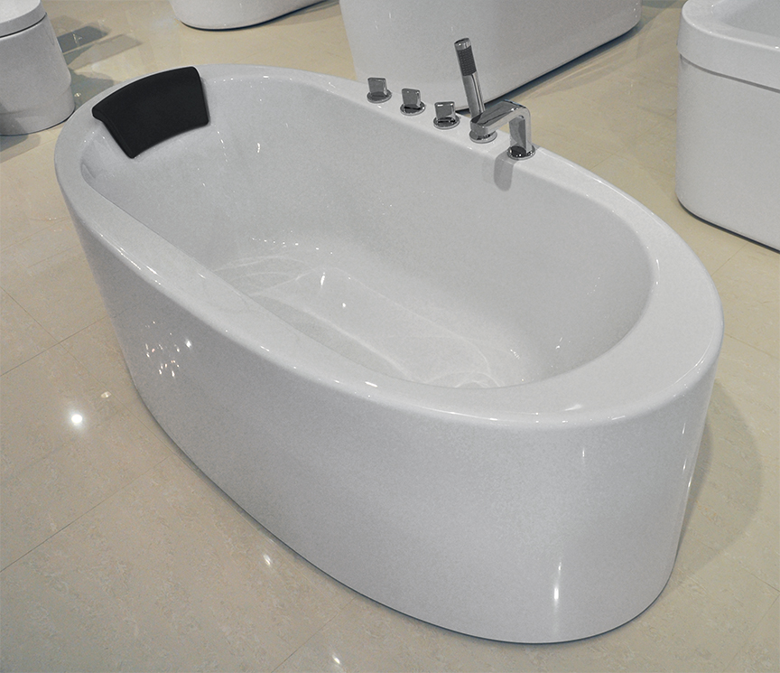 porchia acrylic modern bathtub 67 3