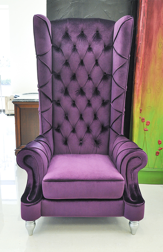 Luxury-High-Back-Chair-Baroque-Purple-New-2