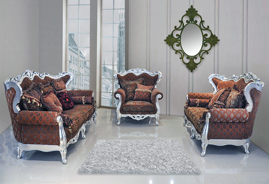 sophie luxury living room sofa set