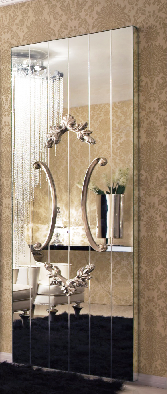 Decorative wall mirror full wall mirror large wall for Decorative wall mirrors