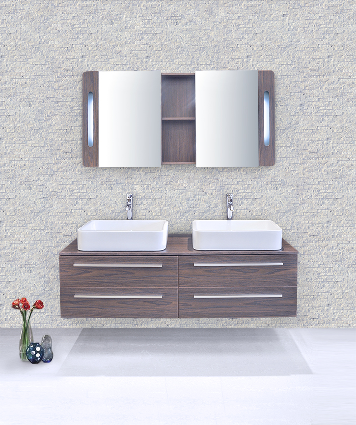 Modern Bathroom Vanity Set  Canavese