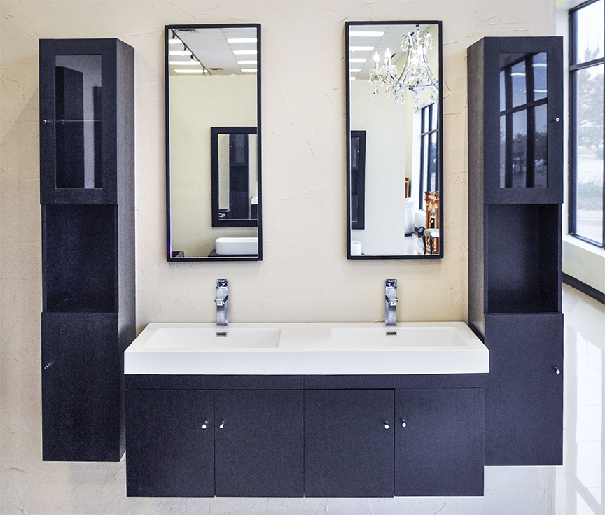 Modern Bathroom Vanity Set  Dolciano