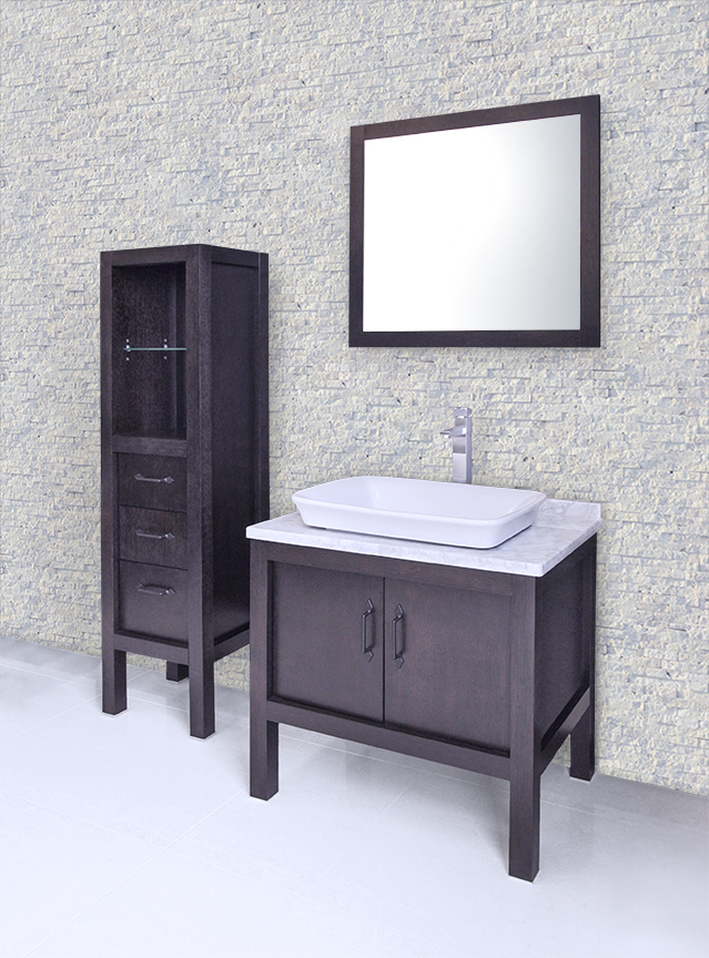 Izano  Modern Bathroom Vanity Set 31.5