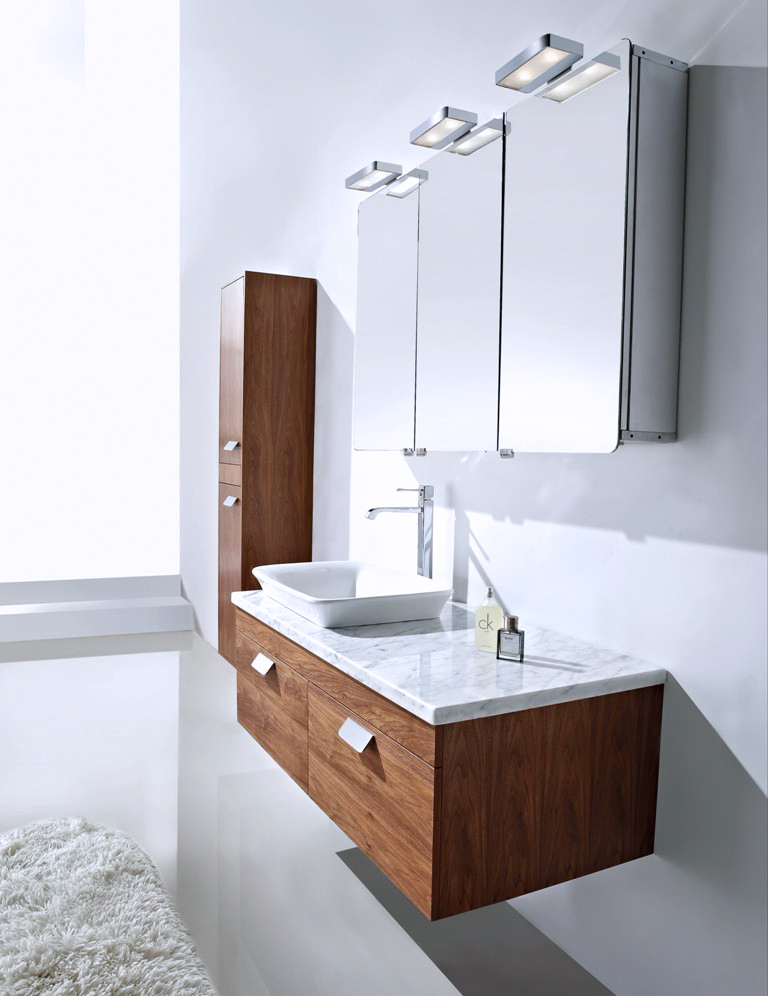 Ocenelli  Modern Bathroom Vanity Set 47.2quot;