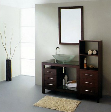 Bathroom on Seabrook   Modern Bathroom Vanity Set 33