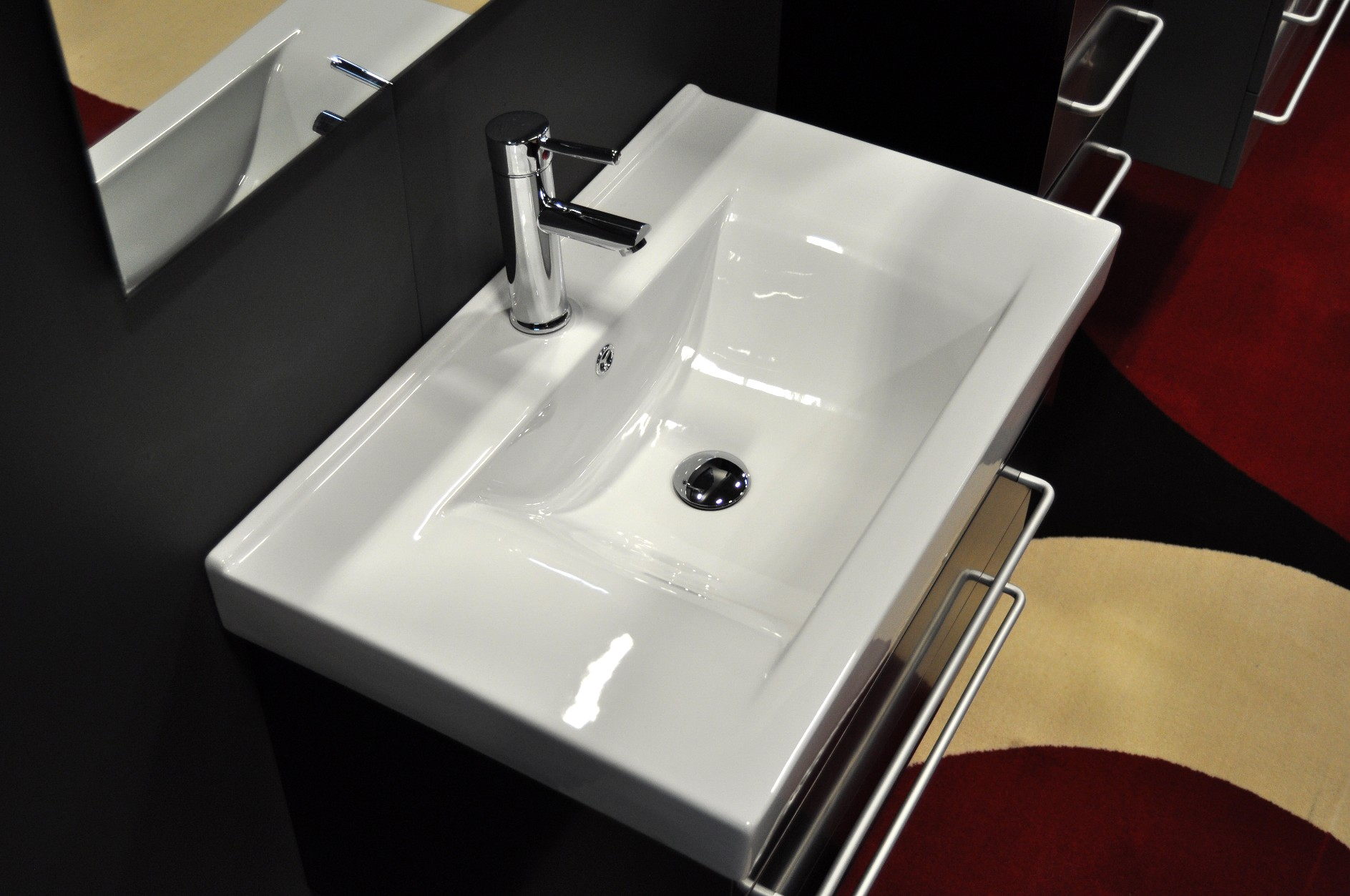 mist modern bathroom vanity set 29