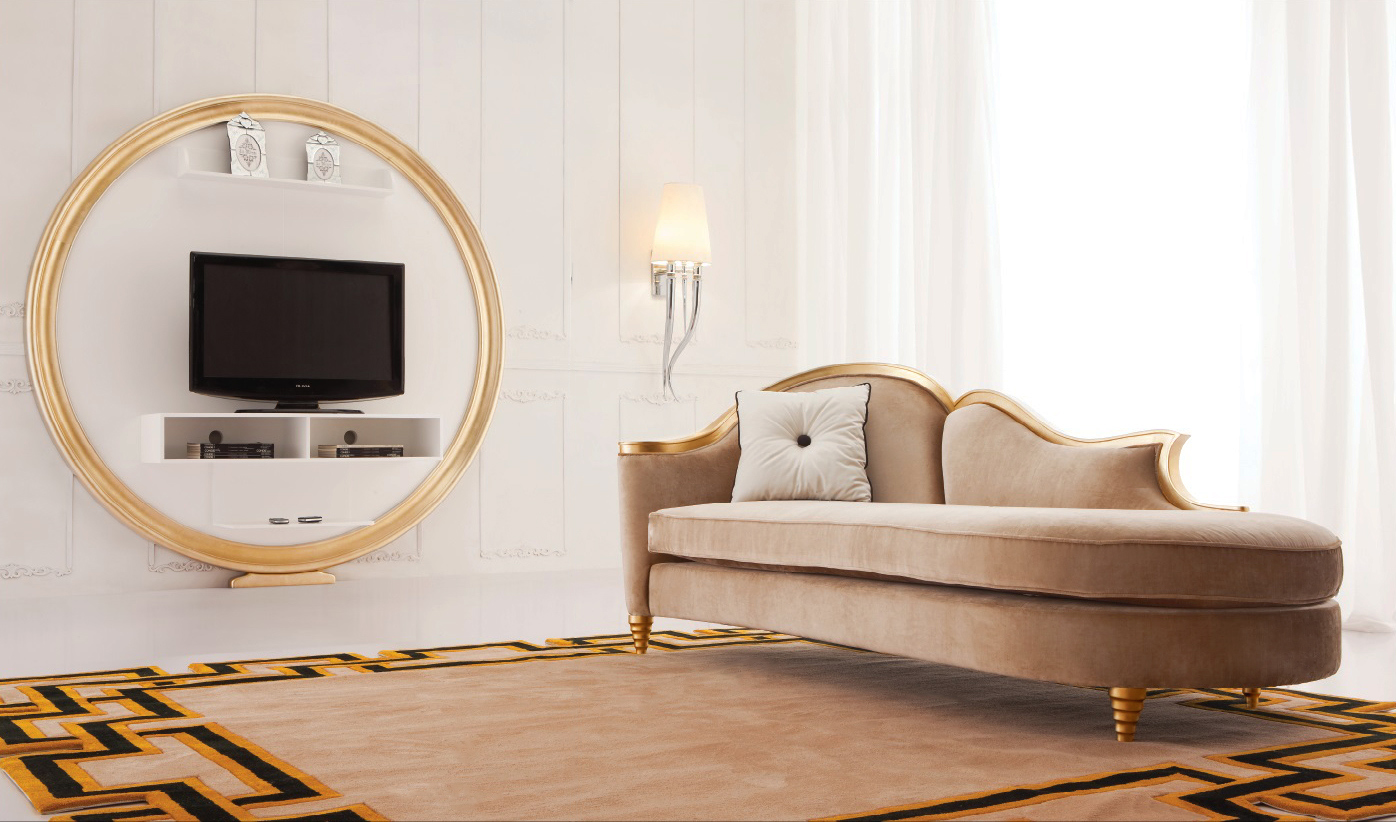 Chaise sofa images rumah minimalis for Chaise medaillon moderne