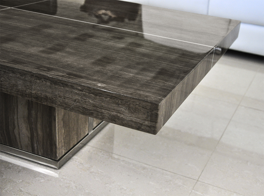 Legno i modern coffee table Granite coffee table