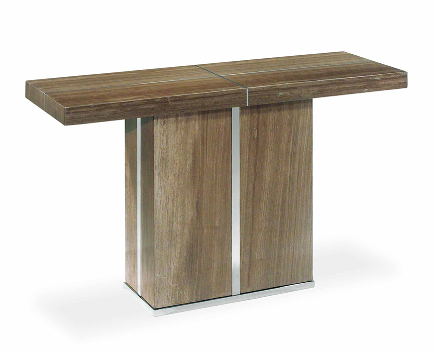 Legno iii modern console table for Small console tables contemporary