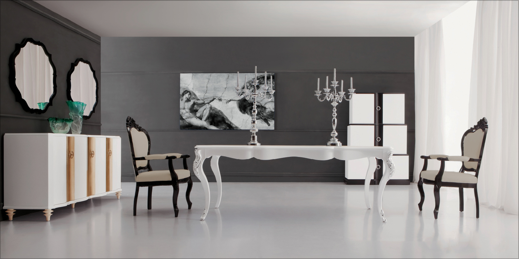 With Modern Dining Furniture Modern Dining Furniture