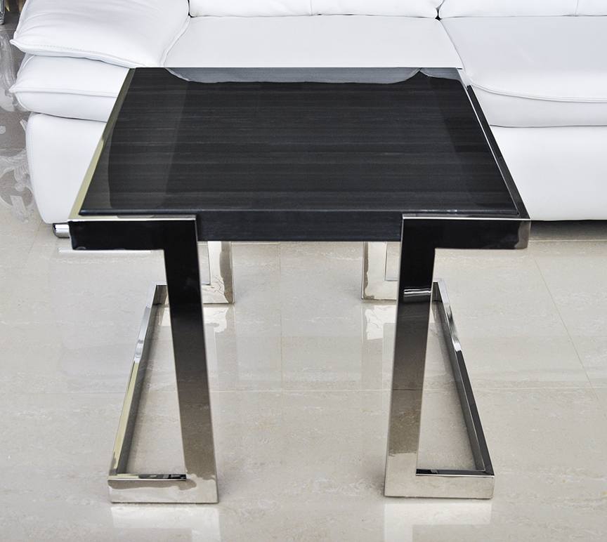 Gemona ii modern end table for Contemporary end tables