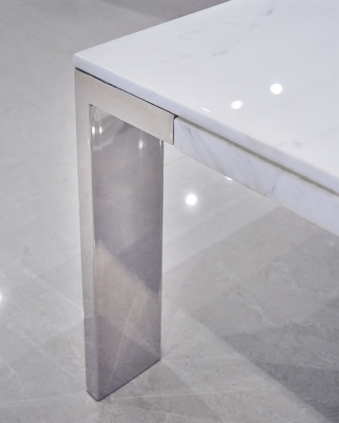 Z Gallerie Marble Coffee Table: Modern Coffee Table