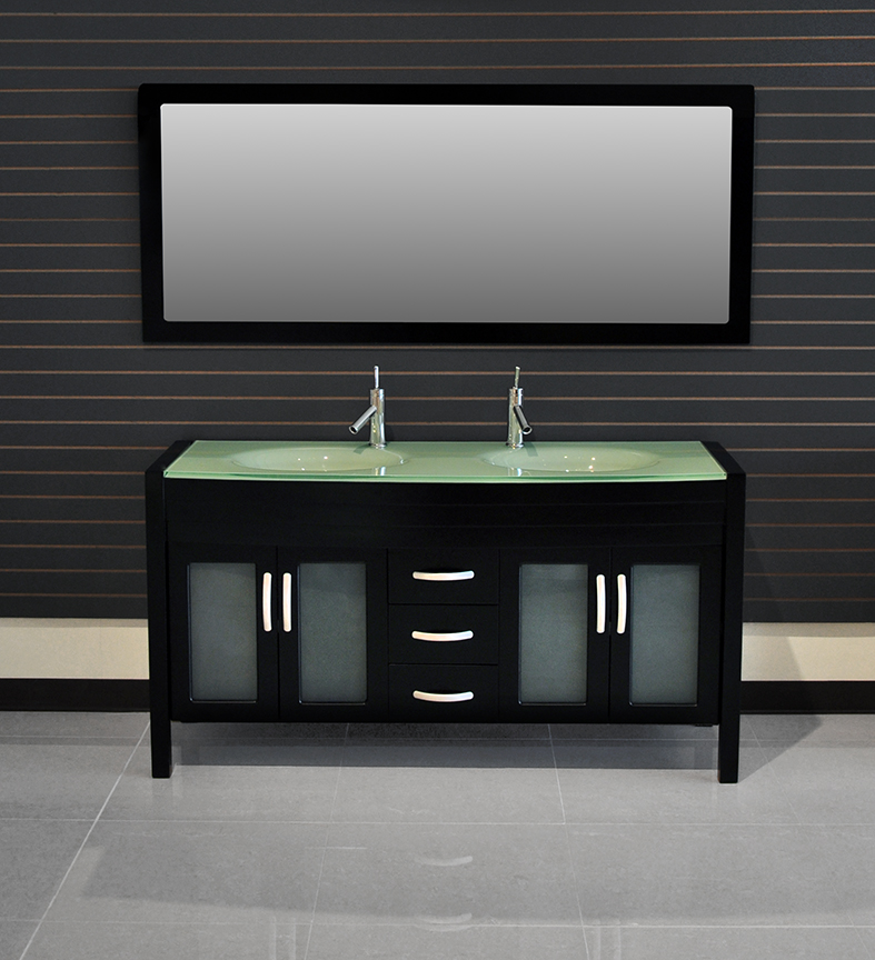Modern bathroom vanity katana for Modern contemporary bathroom vanities