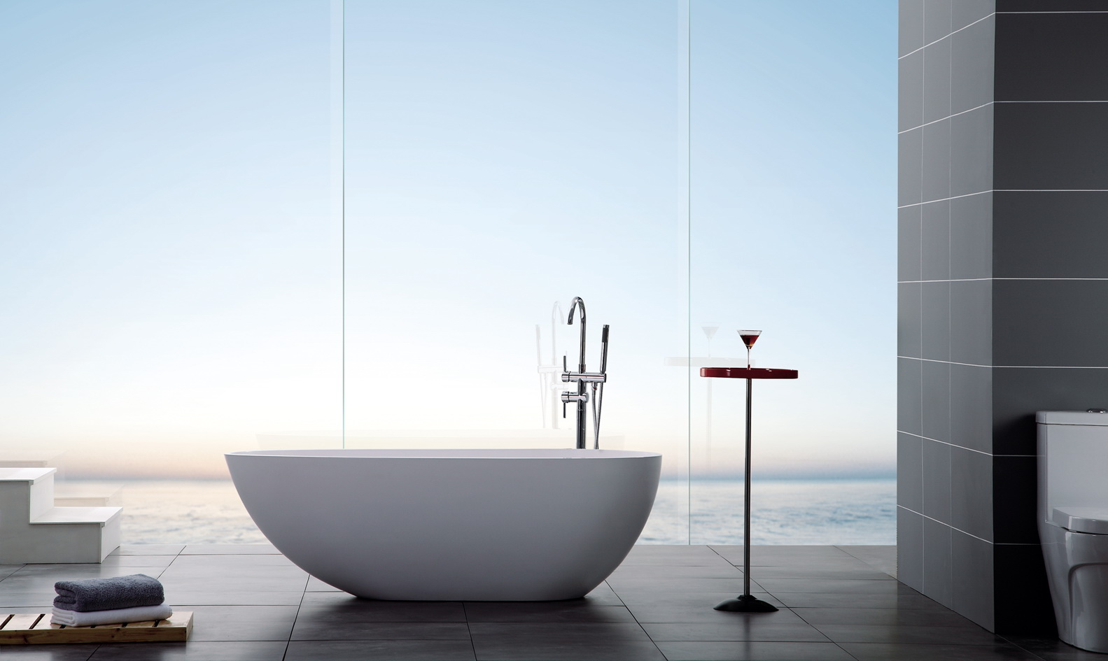 Ethos Luxury Modern Bathtub 67