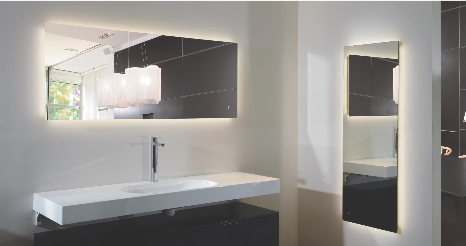 Anzo Iv Backlit Mirror Led Bathroom