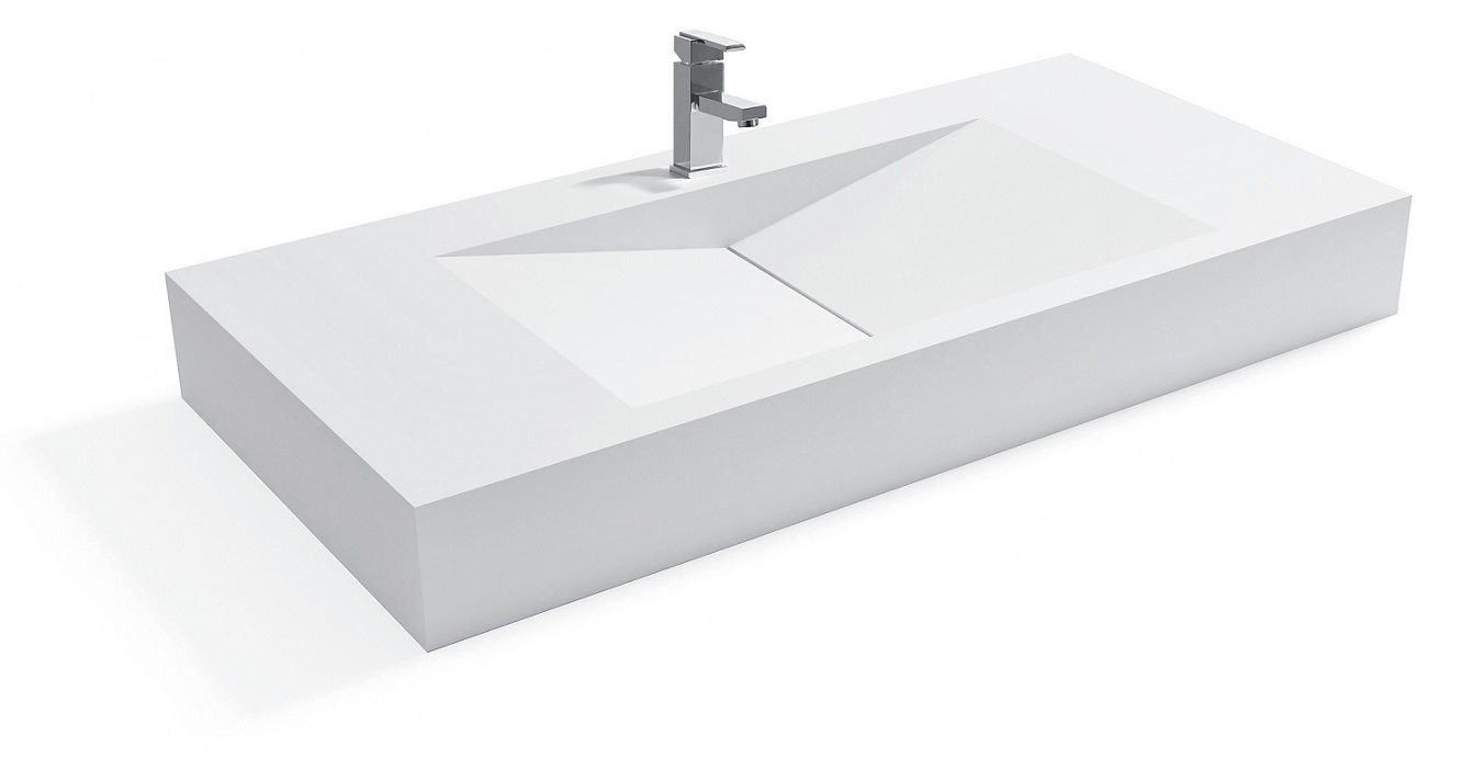 Designer sink solid surface sinks bathroom sink varazze - Designer sink image ...