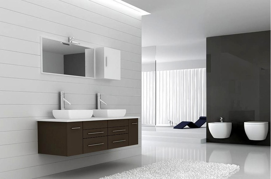 sink bathroom vanities milano modern bathroom vanity set 59 tweet