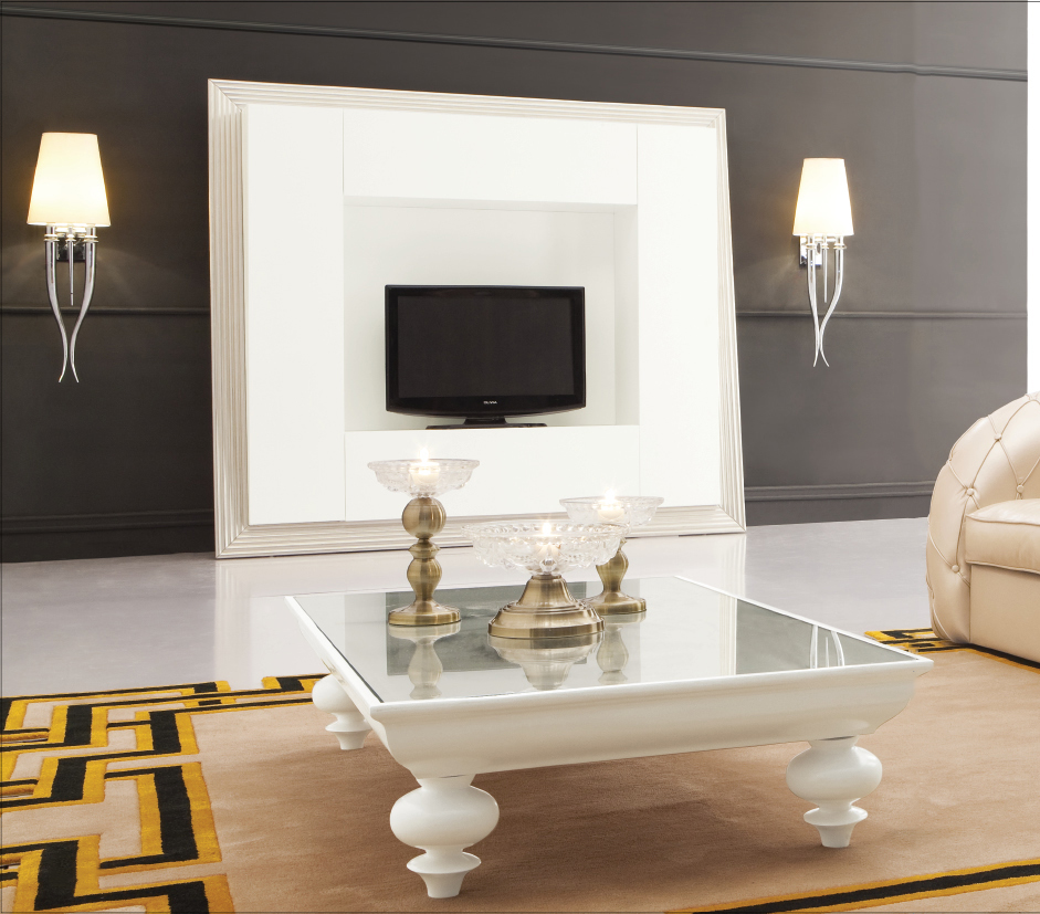 Coffee End Tables Designer Modern White Coffee Table Roma Tweet