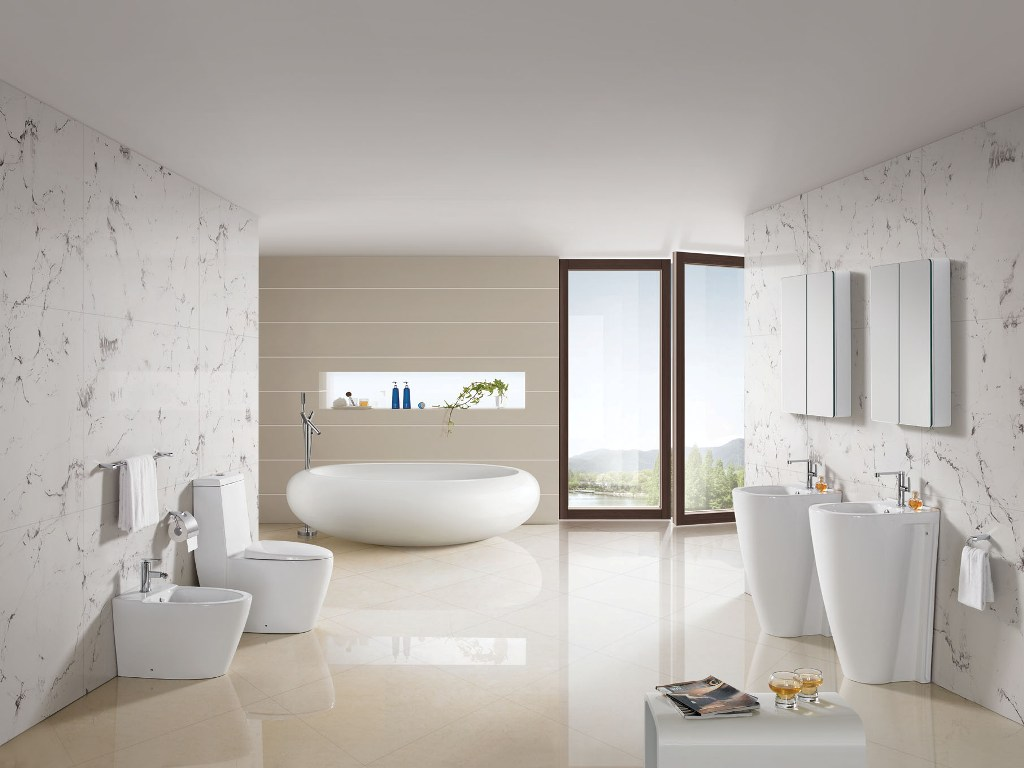 Click To See Larger Image Bettino Modern Bathroom Toilet 28