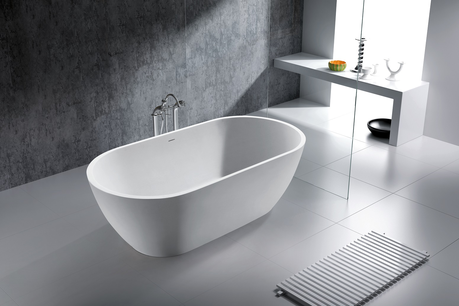 Accio luxury modern bathtub 70 9 for The bathroom designer