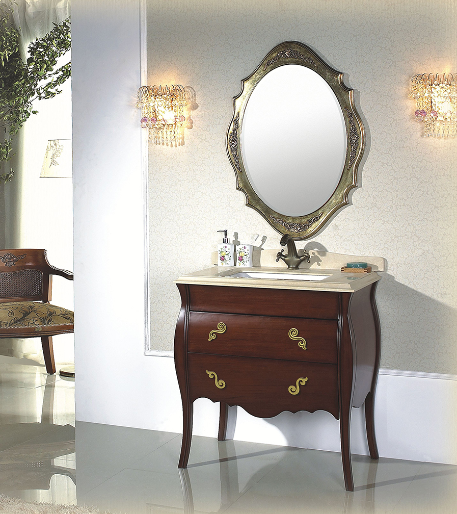 Acilia  Transitional Bathroom Vanity Set 32