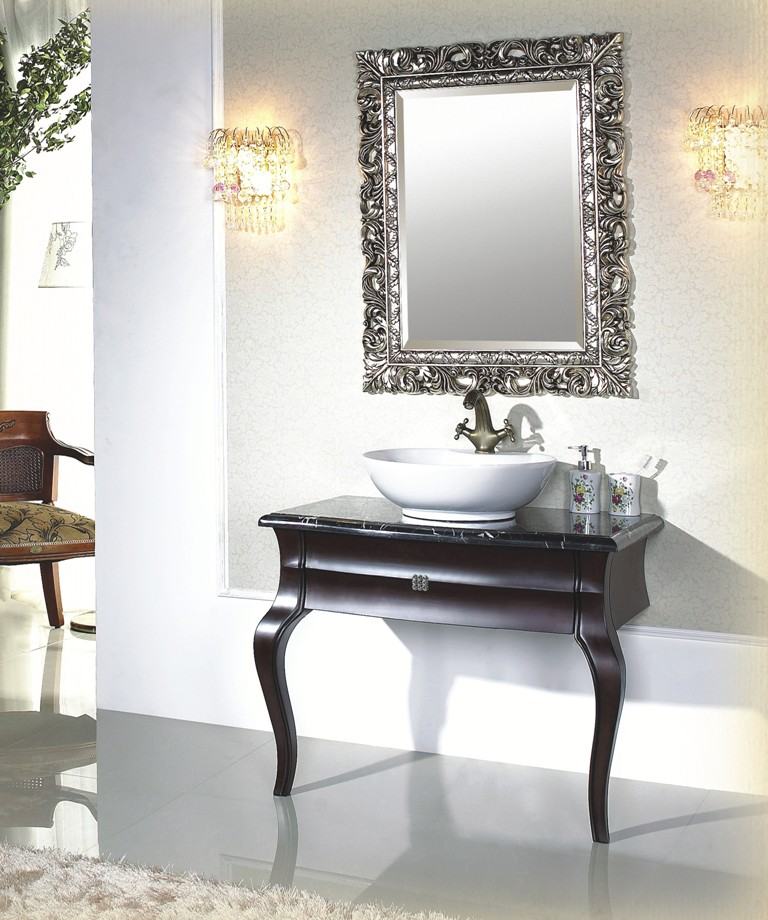 Decima  Transitional Bathroom Vanity Set 36.7